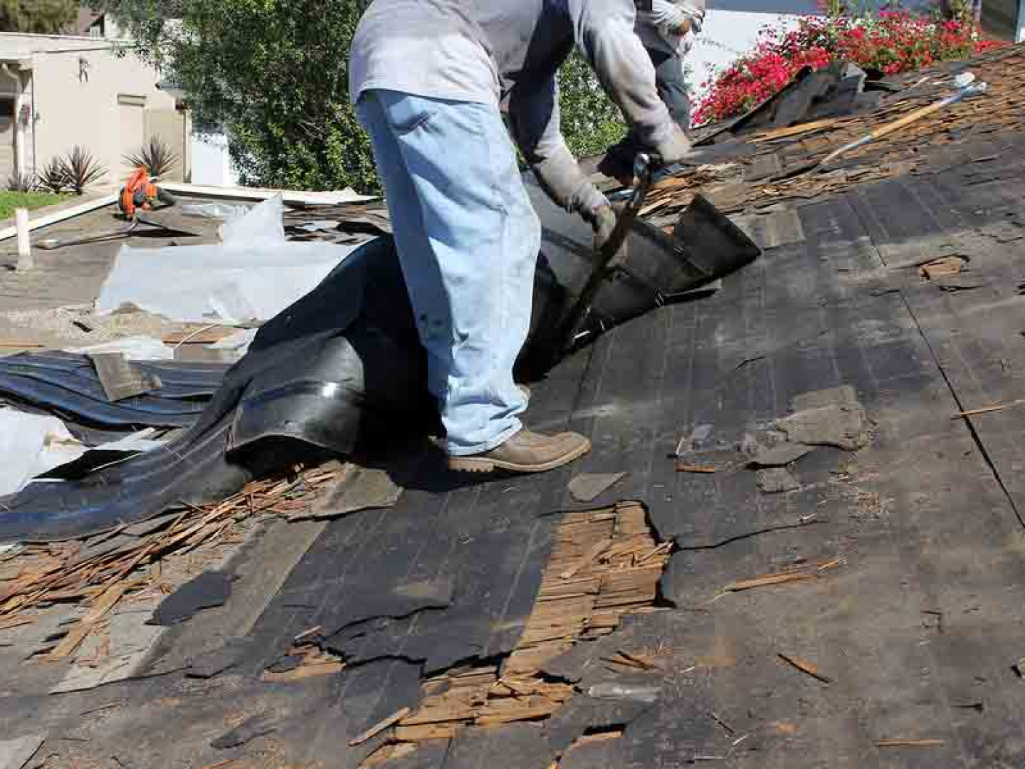 Count on our team to handle your roof replacement